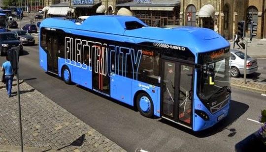 Coopération Volvo Bus/ABB pour des bus électriques ~ Blog Freedom1 ...