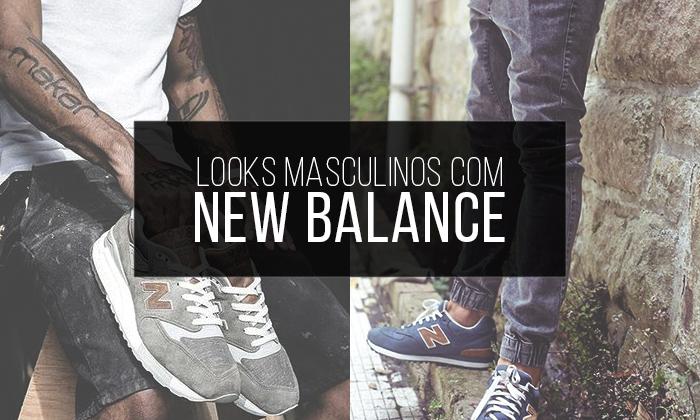 Macho Moda - Blog de Moda Masculina  Looks Masculinos com New ... 270b88cb9aa62