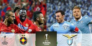 FCSB vs Lazio Live Streaming online Today 15.02.2018 UEFA Europa League