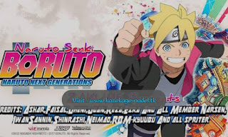 Boruto Naruto Next Generation Unlimited Coin Mod By Nädël Apk