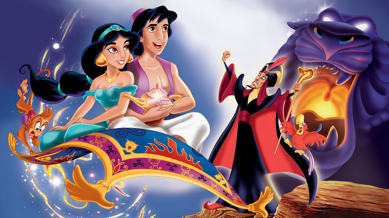 Disney HD Wallpapers: Aladdin HD Wallpapers