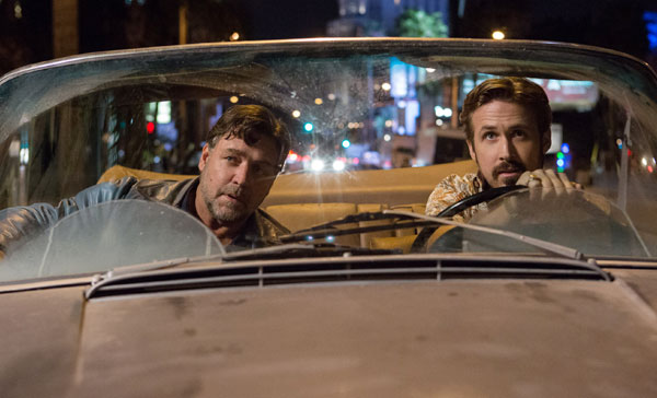 Mini Review: THE NICE GUYS (2016)