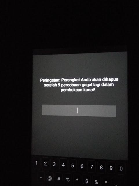 Cara atasi Xiaomi / Redmi terkunci setelah melakukan Fastboot