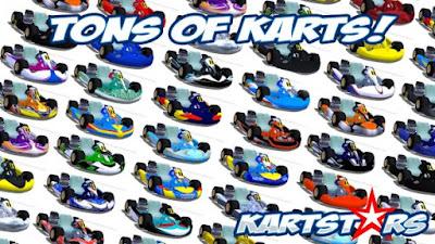 Kart Stars Mod Full Unlimited