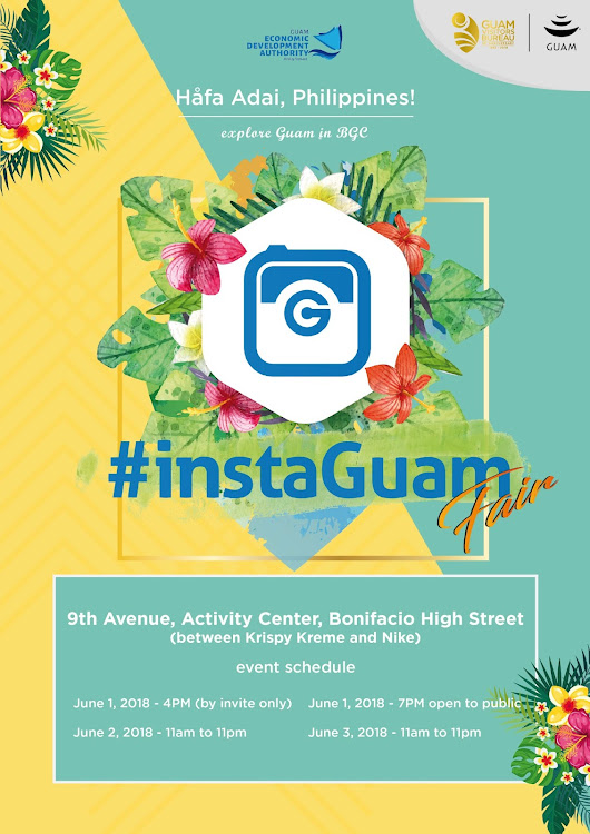 Manila to experience #instaGuam Fair in June - A Not So Secret Life