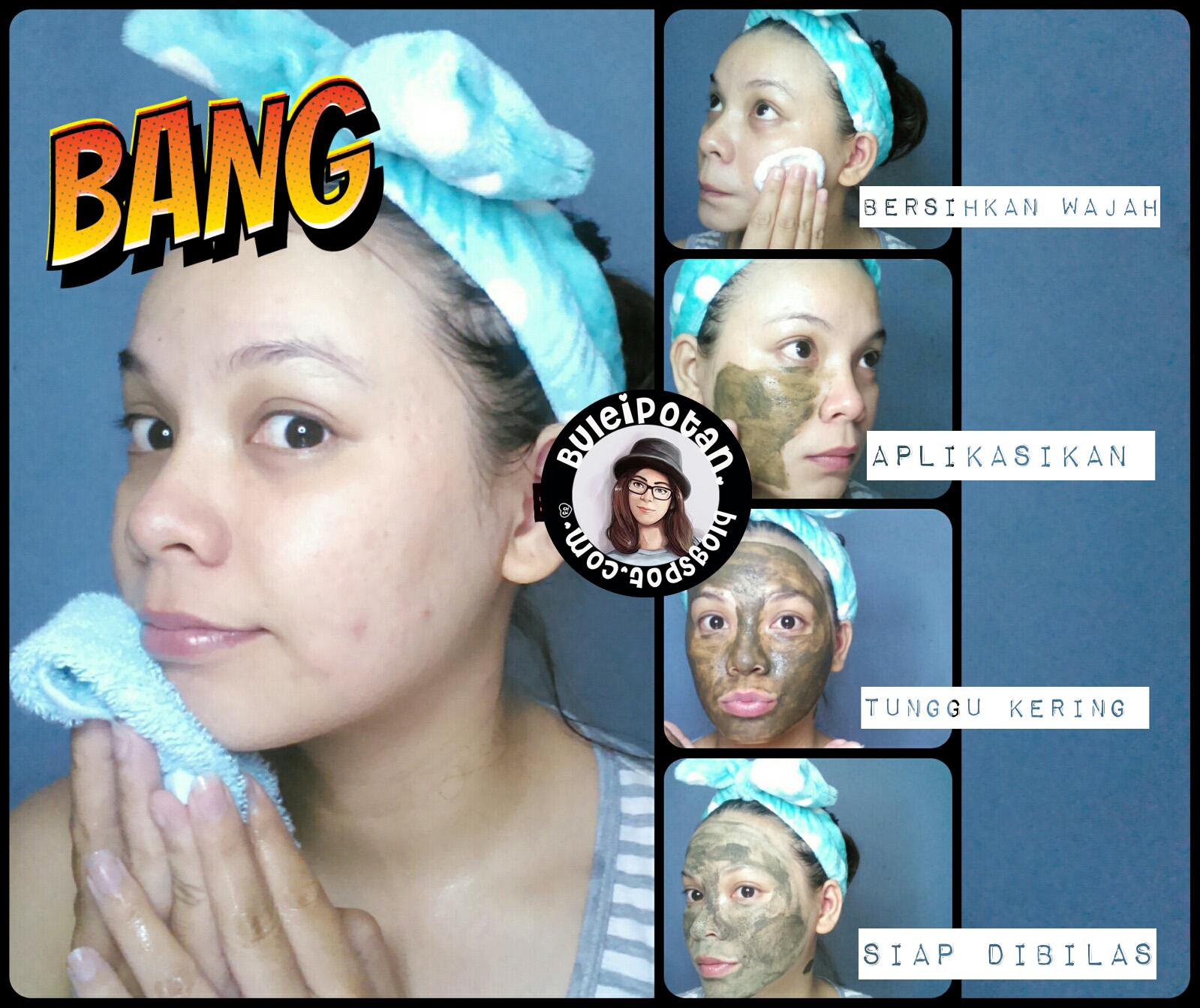 Product Review Himalaya Purifying Neem Mask Masker Anti Jerawat Buleipotan Beauty Blogger Indonesian