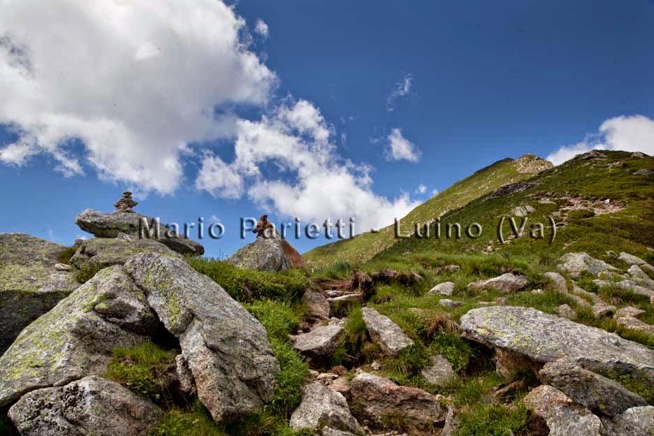 Ascesa al monte Zeda