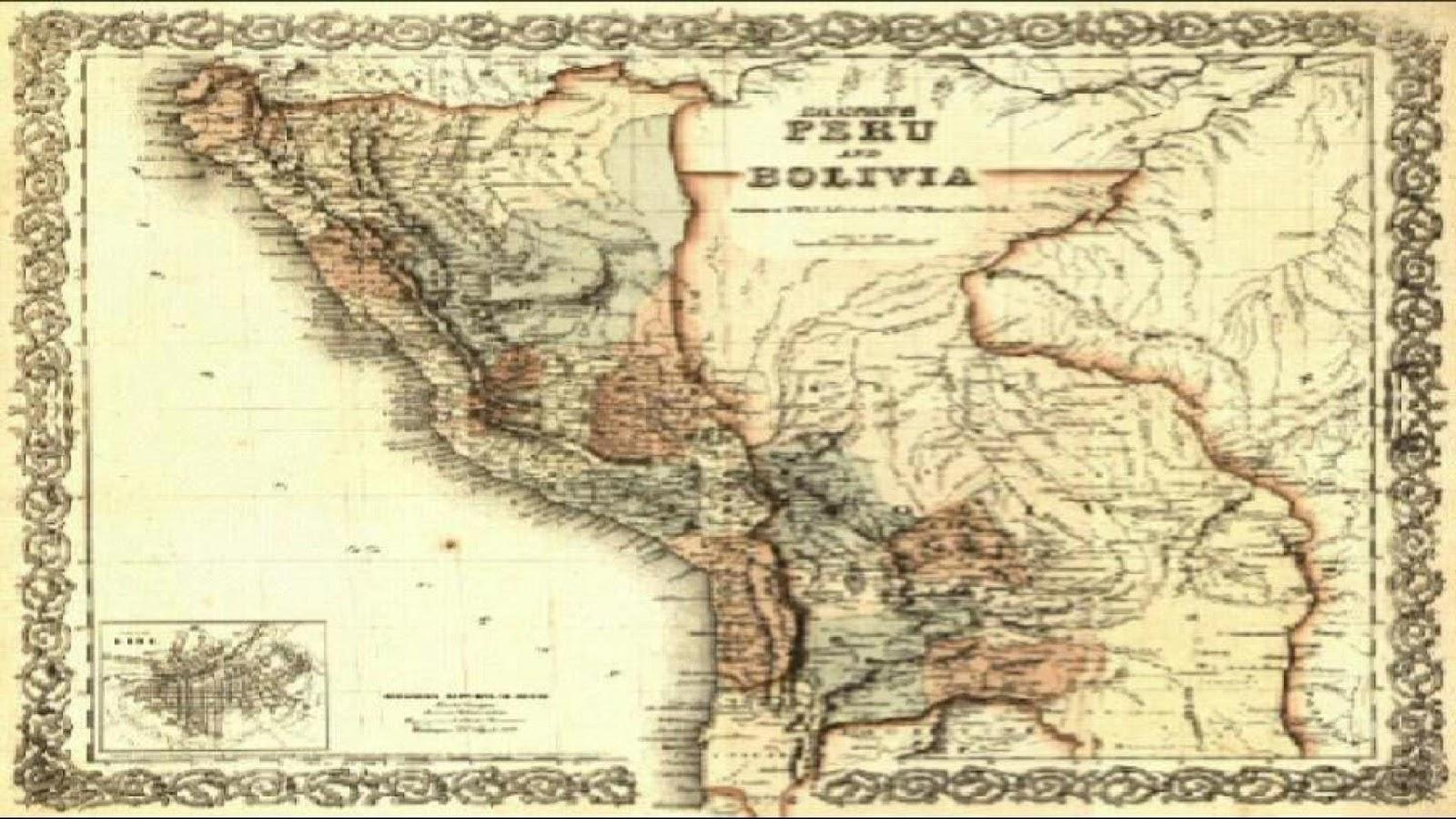 A partir de este 1 de octubre Bolivia tendrá certeza de lo que debe hacer para volver al mar / WEB