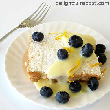 Angel Food Cake Without A Special Pan
