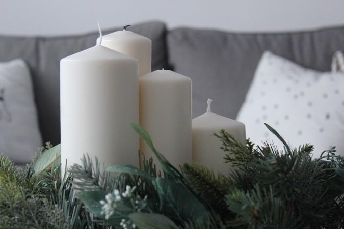 Crea tus propios centros de mesa navideños