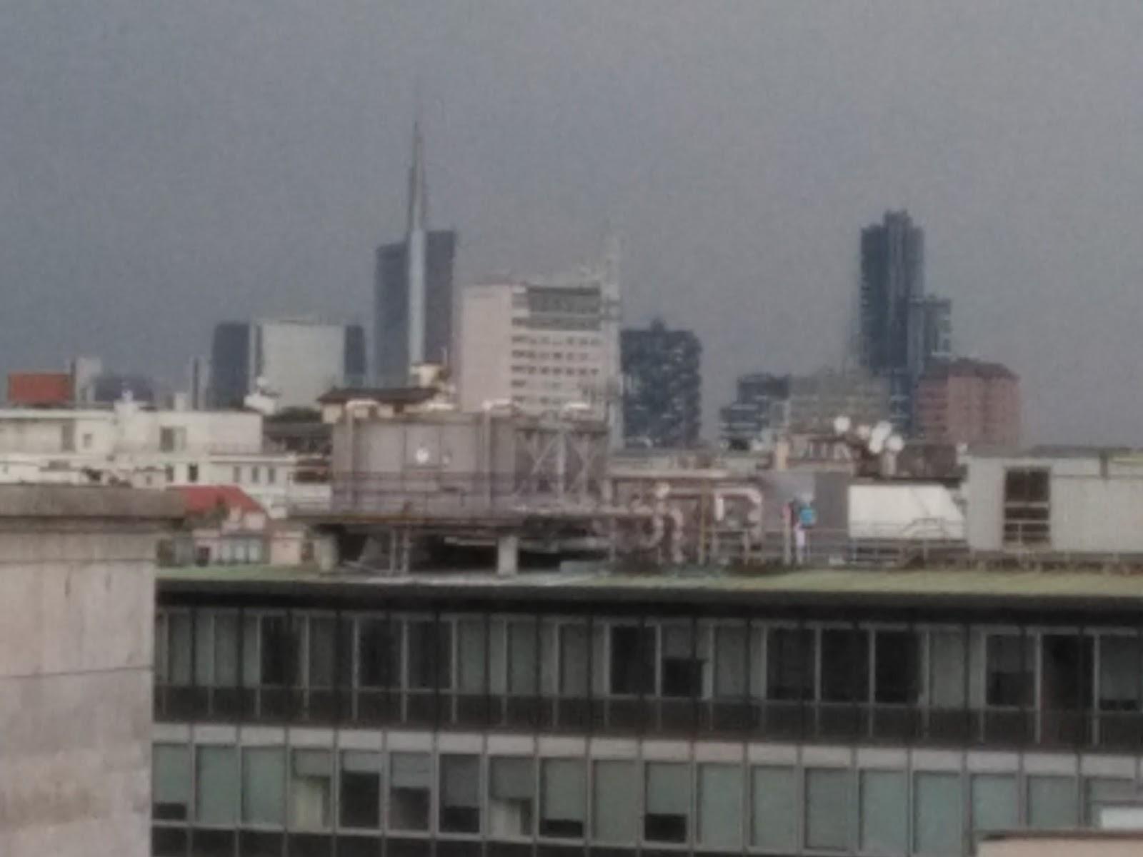 I grattacieli di Porta Nuova