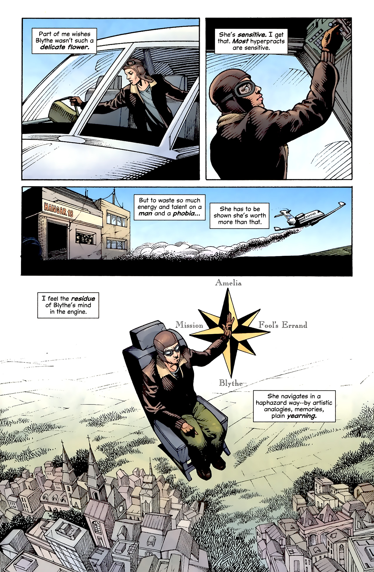 Read online Air comic -  Issue #15 - 8