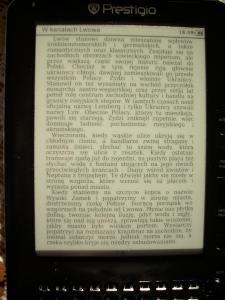 Ebook W kanałach Lwowa w formacie epub