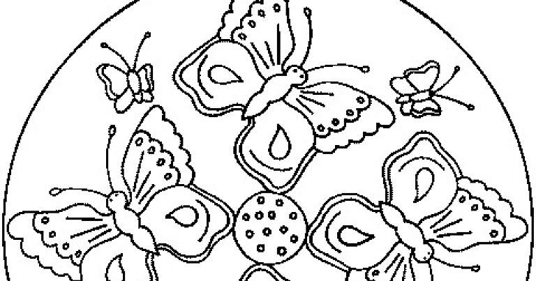 Mandala Para Colorear Animales: MANDALAS PARA COLOREAR: MANDALAS DE ANIMALES