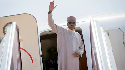 Image result for President Buhari's return called off again as doctors refuse to give clean bill of health