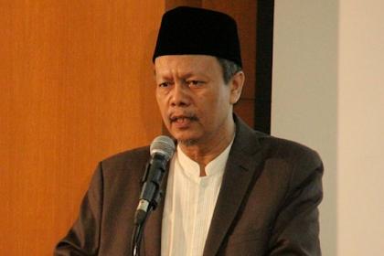 Wakil Ketua Umum Majelis Ulama Indonesia : Muslim Hobi Mengolok Islam Kemungkinan Sakit Jiwa