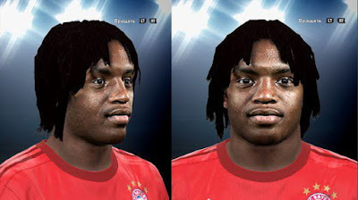 Pes 2016 Renato Sanches face by vlad_r