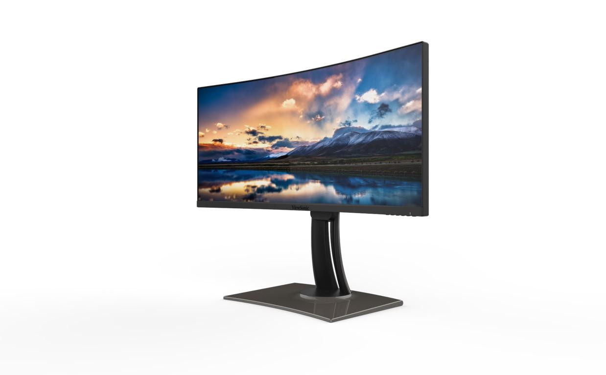 ViewSonic lanza su línea de monitores profesionales ColorPro™
