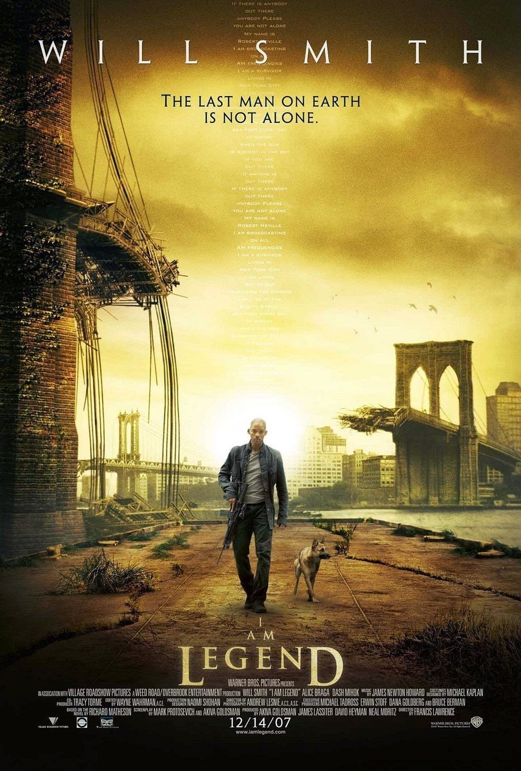 I Am Legend 2008 - Full (HD)