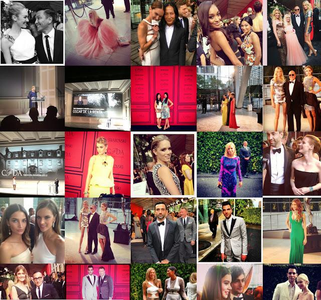 cfda awards instagram