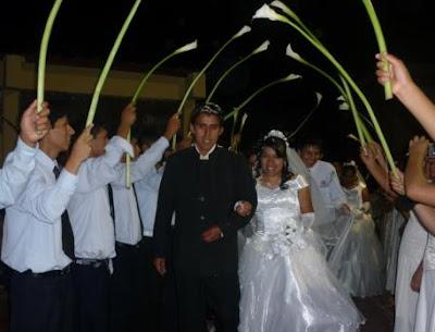 Matrimonio en Huaycan