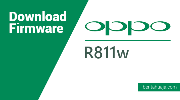 Download Firmware Oppo R811w