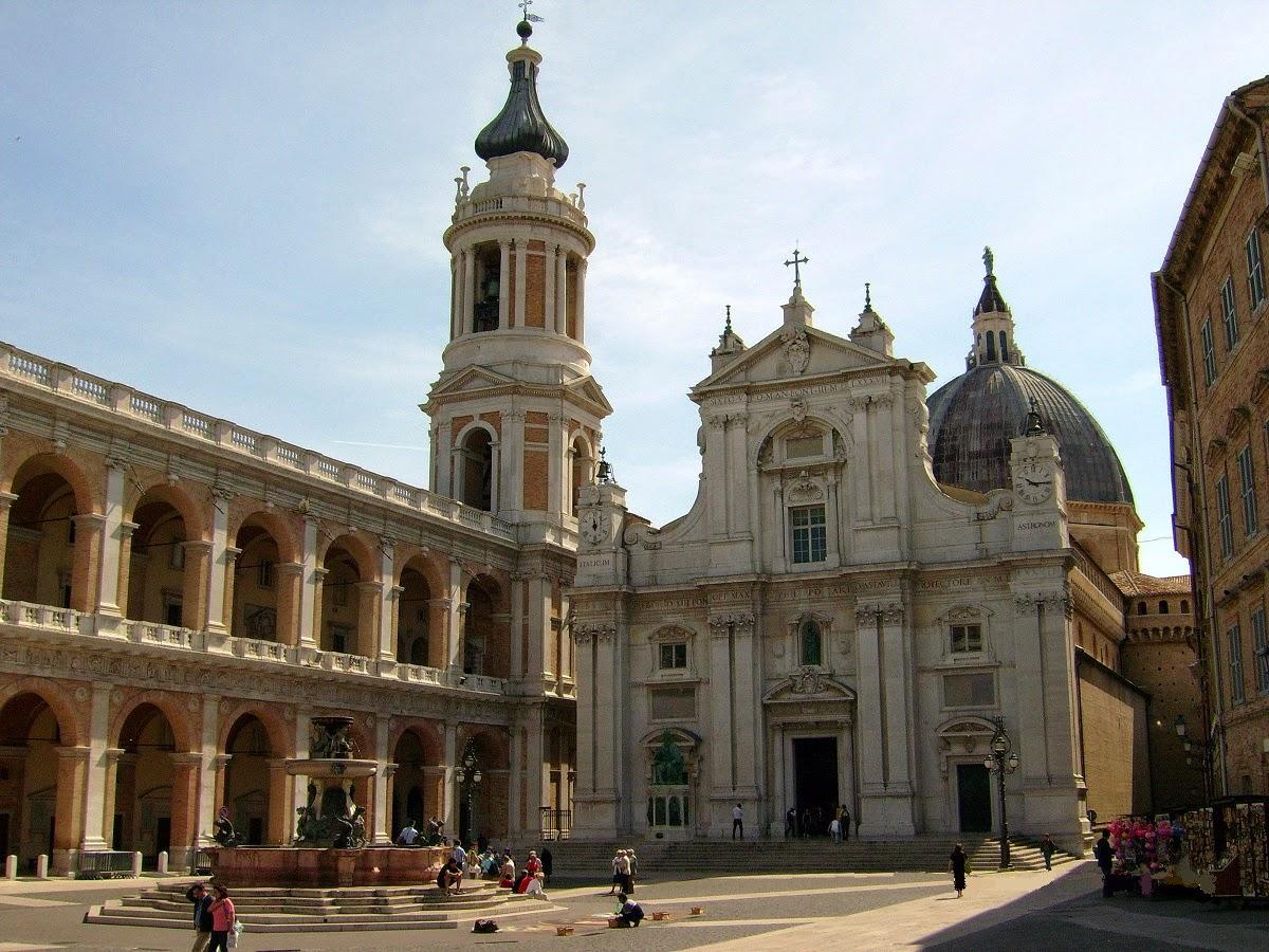 Di Qua E Di La Madonna Di Loreto Our Lady Of Loreto