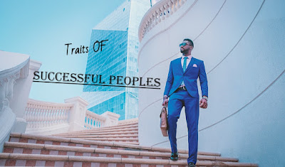 Traits Of Successful People In English