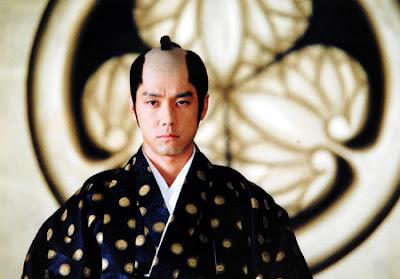 Model Rambut Samurai Jepang