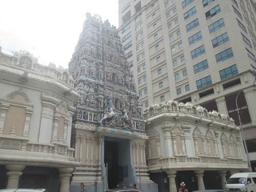 Sri Mariamman Temple Kuala Lumpur