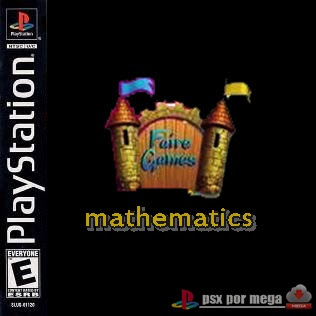 descargar faire games mathematics psx mega
