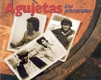 """AGUJETAS EL VIEJO... Agujetas """"Tres Generaciones"""" Rafael Alarcón El Flamenco Vive-BMG 2002"""