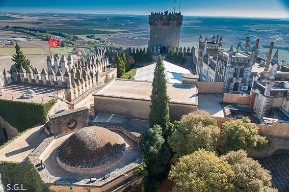 El castillo de Almodovar. Visita Cordoba