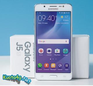 harga dan spesifikasi Samsung Galaxy J5