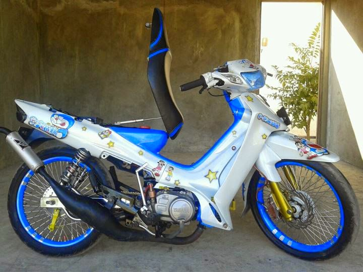 modifikasi motor f1zr terkeren