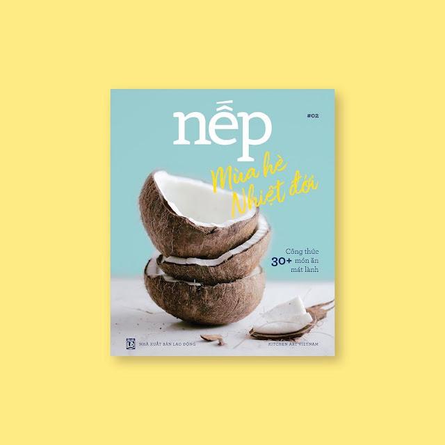 Nếp Magazine là một trong những dự án như vậy – nó là động lực giúp tôi quay trở lại với công việc mà Đào Chi Anh yêu thích