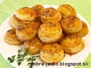 Syrové pagáčiky - recept