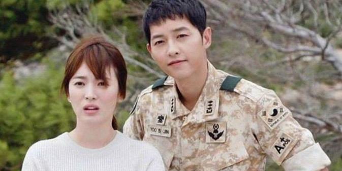 Sejumlah Artis Korea Yang di Undang Dalam Pernikahan Song Joong Ki dan Song Hye Kyo
