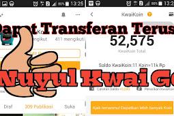 Nuyul Kwai Go Cara mendapatkan Uang Dari Internet