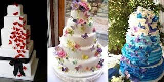 Wedding Cake, Bikin Pernikahan Makin Lengkap