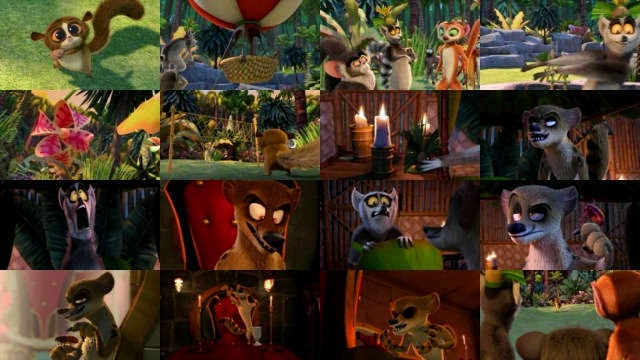 All Hail King Julien Temporada 1 Completa Latino