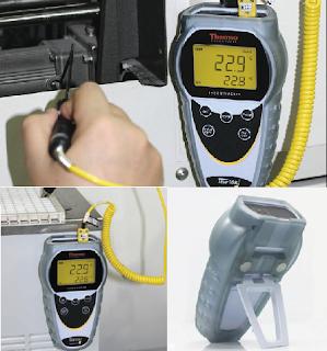 Máy đo nhiệt độ Temp 10