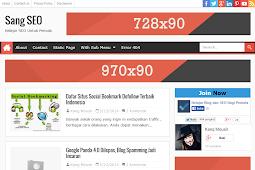 Download Template Blog Niche Gado-Gado,Keren Sekali