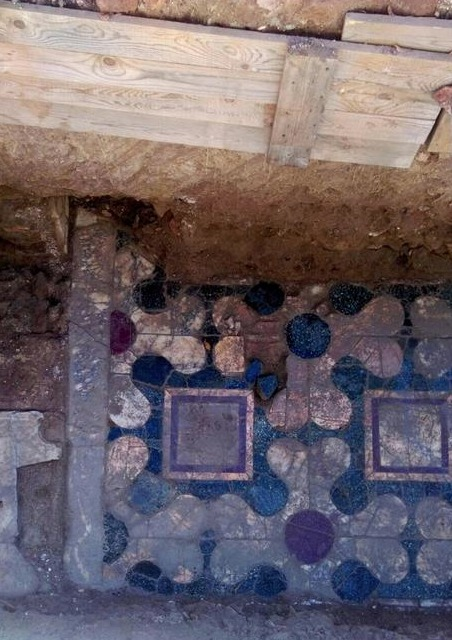 Imperial Roman villa found near Milvian Bridge