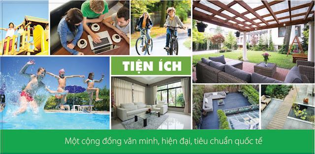 Tiện ích dự án Cộng Hòa Garden quận Tân Bình.