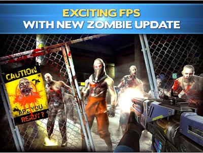 Strike Back Elite Force FPS MOD Apk v1.41 (Unlimited Money)