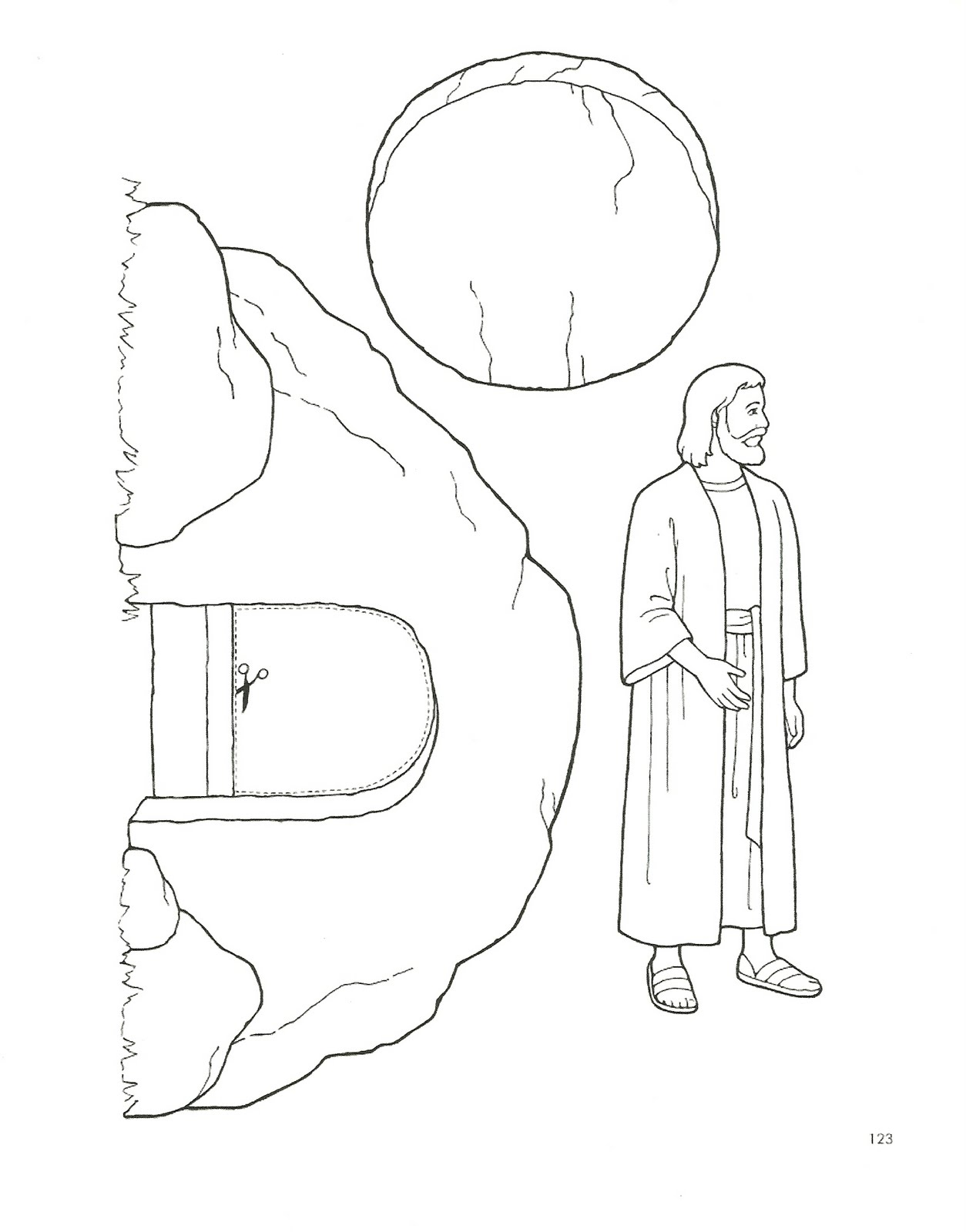 primary coloring pages to color - photo#44