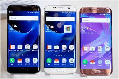 Dịch vụ unlock Samsung S7 Edge Nhật bằng code