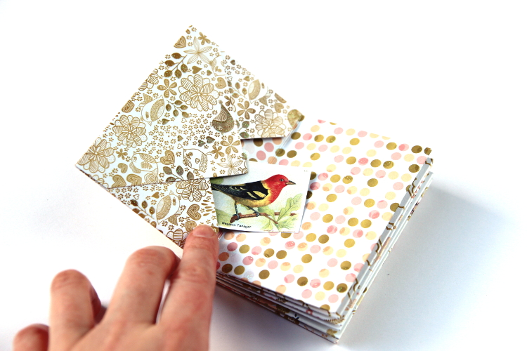 DIY MINI ENVELOPE ALBUM