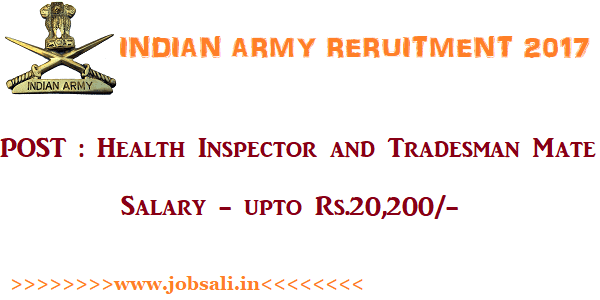 Jobs in Indian Army, Indian Army Vacancy, Indian Army jobs